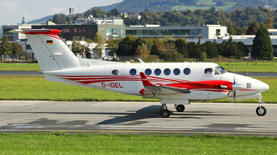 D-IGEL - Beechcraft B200GT King Air 250 - Private