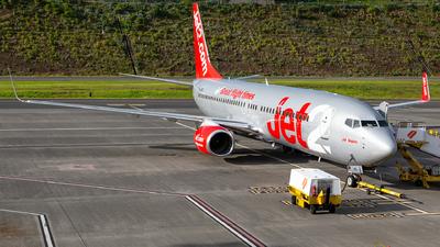 A picture of GJZHG - Boeing 73785P - Jet2 - © Nelson Sousa