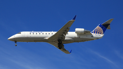 N679SA - Bombardier CRJ-200ER - United Express (SkyWest Airlines)