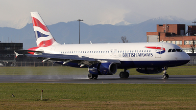 A picture of GMIDX - Airbus A320232 - British Airways - © Alberto Cucini