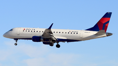 N638CZ - Embraer 170-200LR - Delta Connection (Compass Airlines)