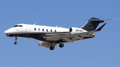 N579FX - Bombardier BD-100-1A10 Challenger 350 - Flexjet