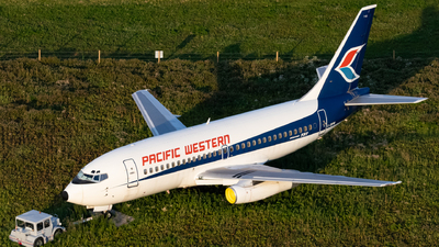 C-GIPW - Boeing 737-275(Adv) - Pacific Western Airlines