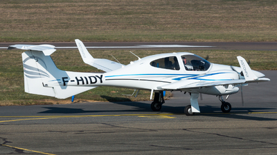 F-HIDY - Diamond DA-42 Twin Star - Private