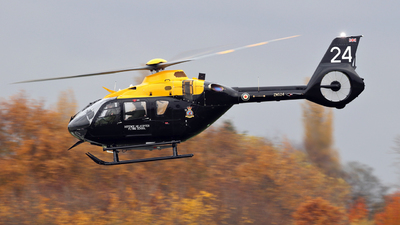 ZM524 - Airbus Helicopters H135M Juno HT.1 - United Kingdom - Defence Helicopter Flying School