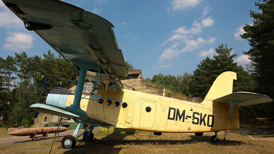 DM-SKO - Antonov An-2T - Private