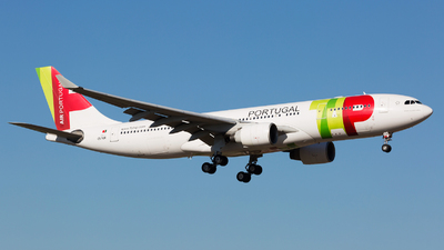 CS-TOE - Airbus A330-223 - TAP Air Portugal