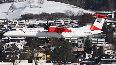 OE-LGN - Bombardier Dash 8-Q402 - Austrian Airlines