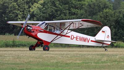 D-EMMV - Piper J-3C-65 Cub - Private