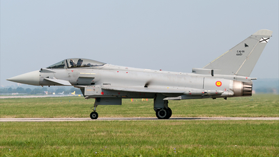 C.16-56 - Eurofighter Typhoon EF2000 - Spain - Air Force
