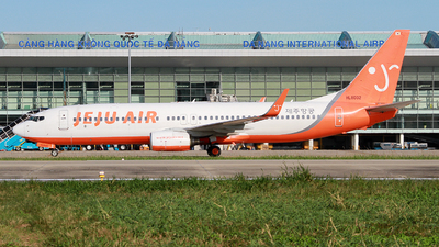 HL8032 - Boeing 737-8GJ - Jeju Air