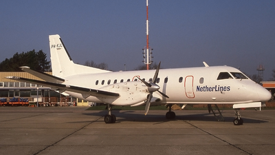 PH-KJL - Saab 340A - Netherlines