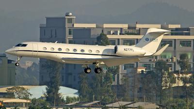 A picture of N277FL - Gulfstream G650 - [6159] - © TSTP350