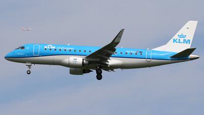 PH-EXJ - Embraer 170-200STD - KLM Cityhopper