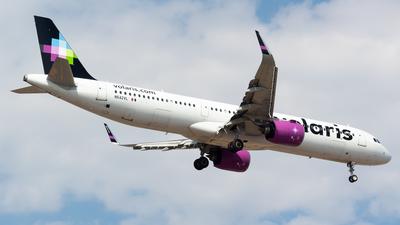 A picture of N542VL - Airbus A321271N - Volaris - © Antonio Velasco (MAS Aviation Press)