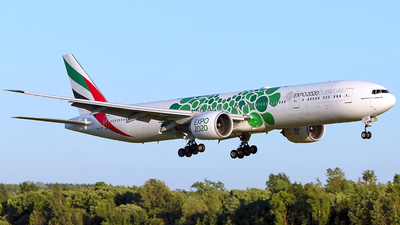A6-EPF - Boeing 777-31HER - Emirates