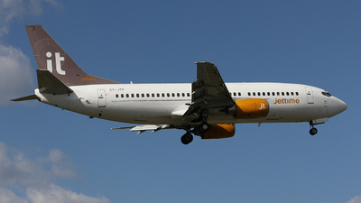 OY-JTF - Boeing 737-382(QC) - Jettime