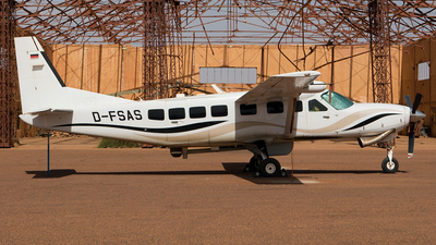 D-FSAS - Cessna 208B Grand Caravan - Private