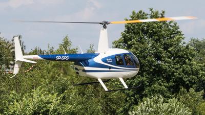 SP-SPS - Robinson R44 Raven II - Private
