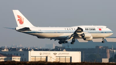 B-2480 - Boeing 747-89L - Air China