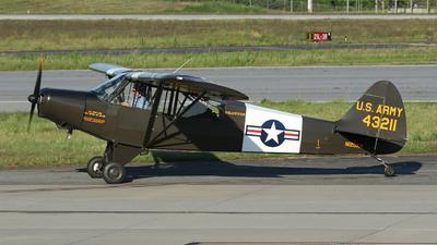 A picture of N120KH - Piper PA18135 Super Cub - [183511] - © Kevin Porter