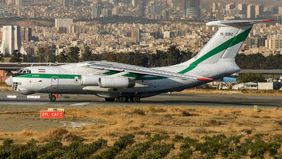 15-2282 - Ilyushin IL-76TD - Iran - Revolutionary Guard