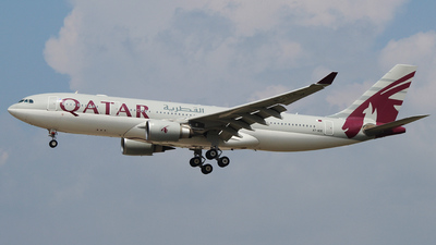 A7-ACE - Airbus A330-203 - Qatar Airways