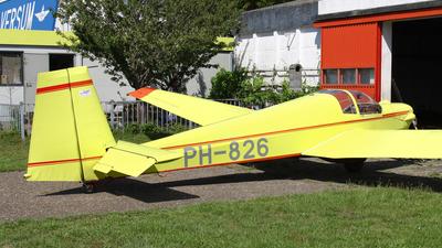PH-826 - Scheibe SF.25B Falke - Private