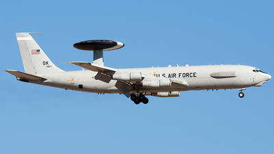 76-1607 - Boeing E-3G Sentry - United States - US Air Force (USAF)