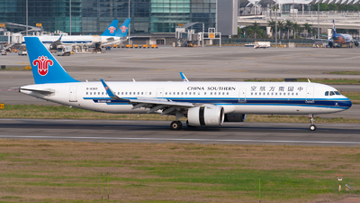 A picture of B8369 - Airbus A321271N - China Southern Airlines - © Shiori Daredemo Daisuki