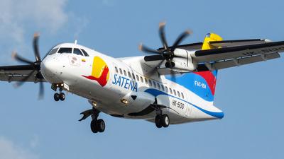 HK-5130 - ATR 42-600 - Satena