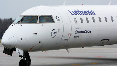 D-ACKG - Bombardier CRJ-900ER - Lufthansa Regional (CityLine)