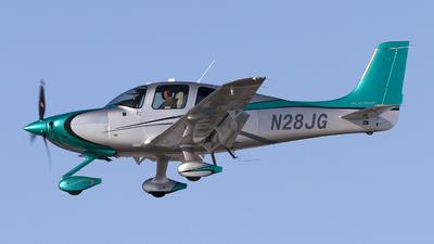N28JG - Cirrus SR22T-GTS Platinum - Private