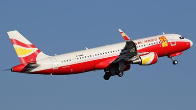 B-8446 - Airbus A320-214 - Lucky Air