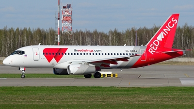 RA-89144 - Sukhoi Superjet 100-95B - Red Wings