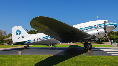 PP-ANU - Douglas DC-3 - Varig
