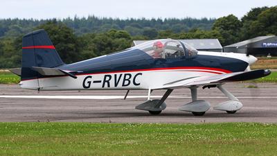 G-RVBC - Vans RV-6A - Private