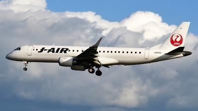 JA247J - Embraer 190-100STD - J-Air