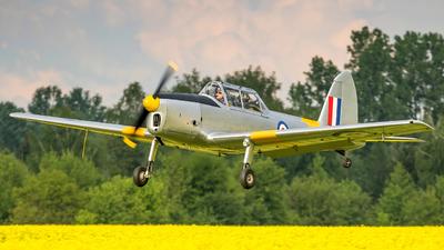 SP-YAC - De Havilland Canada DHC-1 Chipmunk 22 - Private