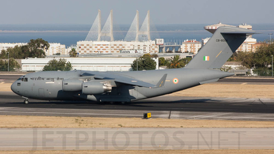 CB-8006 - Boeing C-17A Globemaster III - India - Air Force