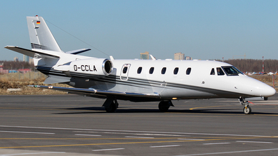 D-CCLA - Cessna 560XL Citation XLS Plus - ProAir