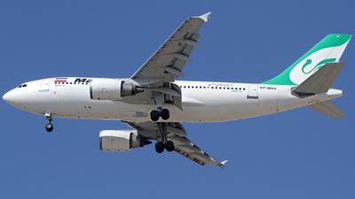 EP-MNV - Airbus A310-304(ET) - Mahan Air