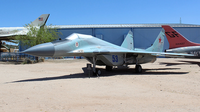53 - Mikoyan-Gurevich MiG-29A Fulcrum - Soviet Union - Air Force