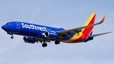 N8517F - Boeing 737-8H4 - Southwest Airlines