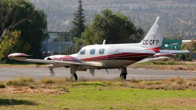 CC-CFP - Piper PA-31T Cheyenne II - Private