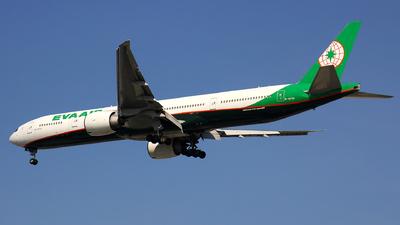 B-16713 - Boeing 777-35EER - Eva Air