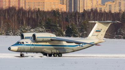 42 - Antonov An-72 - Russia - Navy