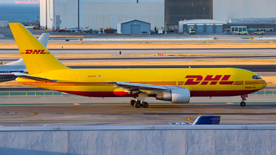 N652GT - Boeing 767-231(SF) - DHL (Atlas Air)