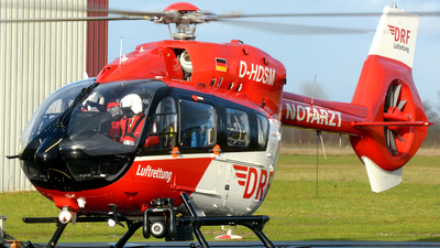 D-HDSM - Airbus Helicopters H145 - DRF Luftrettung
