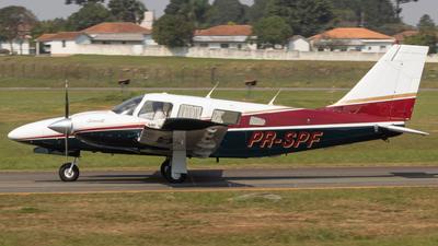 PR-SPF - Piper PA-34-220T Seneca III - Private
